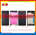 "5.2"" For Sony Xperia Z3 L55T L55U D6653 D6633 D6603 LCD Display Touch Screen Digitizer Sensor Panel Assembly Complete+Frame"