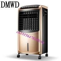 DMWD 6.5L grande tanque de água de purificação do ar do aníon humidificationfloor de pé ventilador De Refrigeração