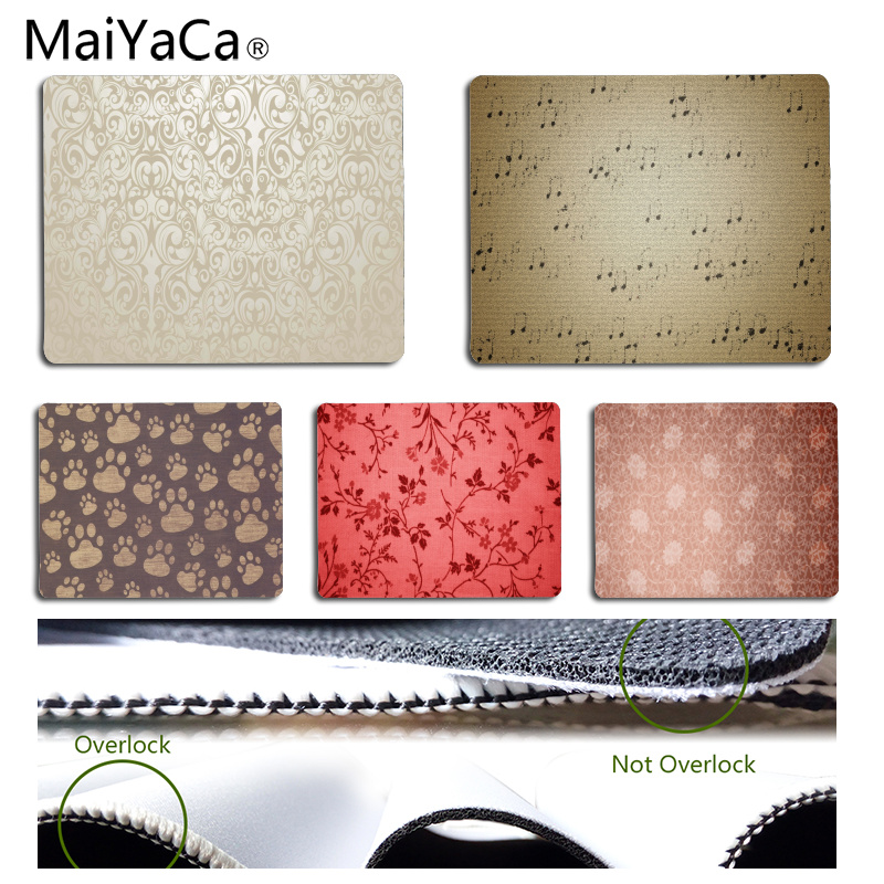 MaiYaCa Tablecloth Customized laptop Gaming mouse pad Size for 25x29CM Speed Version Gaming Mousepads