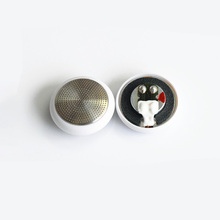 2pcs/ lot 14.8mm 64 ohm High Fildelity Flat Headphone Driver Unit Balanced Clear High End Loudspeaker
