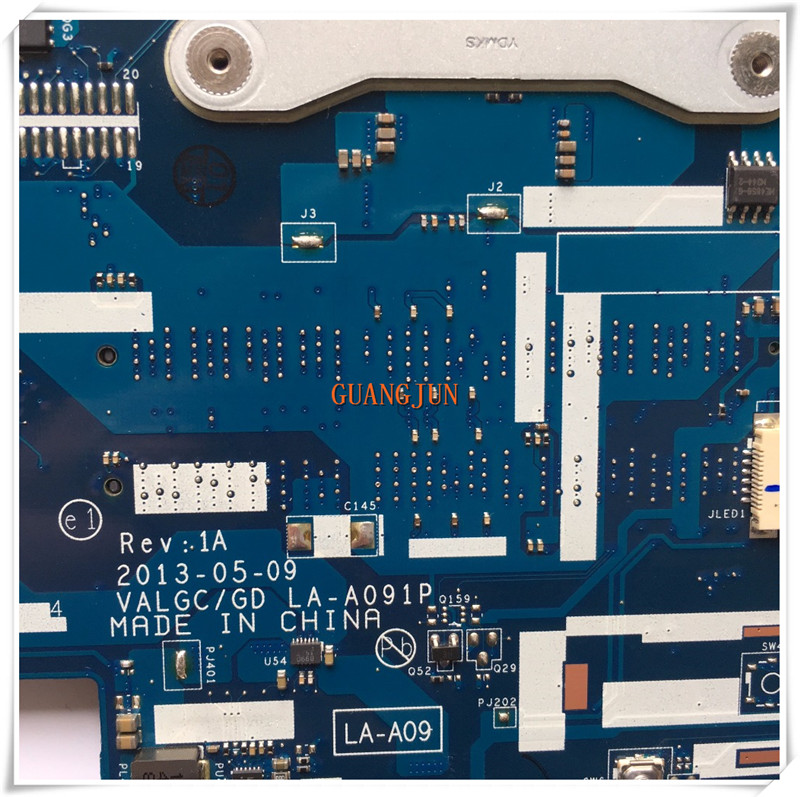 KEFU VALGC GD LA A091P motherboard for Lenovo G505S Laptop For AMD HD 8450G HD 8570M