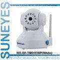 Sp-tm01ewp suneyes onvif 720 p hd inalámbrica wifi cámara de red ip con tf/ranura de la tarjeta sd micro