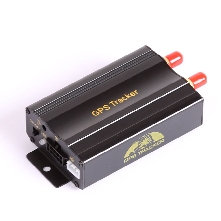 MINI GPS SMS GPRS TRACKER TK103A VEHICLE CAR REALTIME TRACKING DEVICE SYSTEM