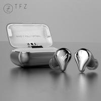 TFZ X1 X1E Bluetooth 5.0 Balance Armature Dynamic True Wireless Headset IPX7 Waterproof HiFi In Ear Earphone O5 X1E T2