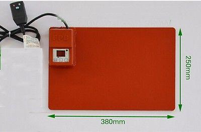 Здесь продается  250x380mm 350W 220V Silicon heater LCD Screen Separator with FPB Digital thermostat Electrical Wires  Электротехническое оборудование и материалы