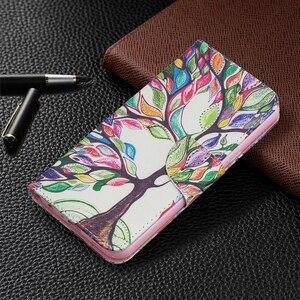 Image 2 - ل LG K50 حالة ، LG Q60 حالة ، محفظة من جلد pu فليب واقية الهاتف حافظة للبطاقات فتحات حامل المغناطيسي إغلاق