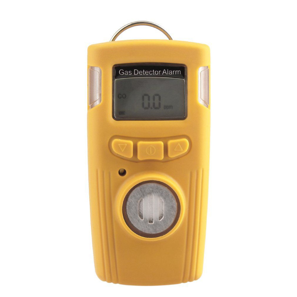 HT-530 Mini LCD Gas Detector Alarm Carbon Monoxide Detector Electrical CO Gas Tester Combustible Gas Leak Detector High Accuracy