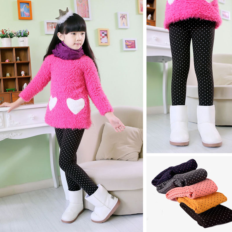 Детские штаны, осенне-зимние леггинсы для малышей, штаны для девочек с разноцветным принтом в виде цветов и бабочек