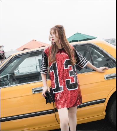 Greek Fashion Delta Sigma Theta Red Black White Number 13