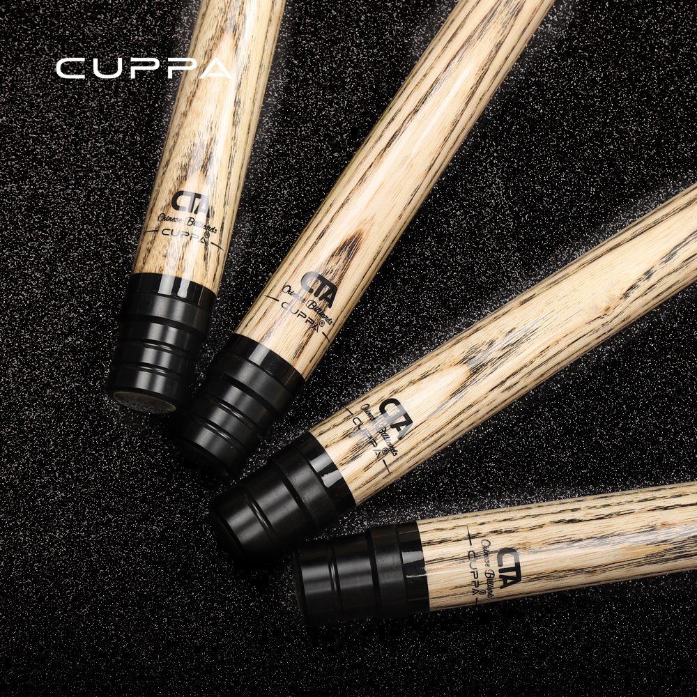 CUPPA Pool Cue Kit Quick Joint Eight Joint Technology Shaft Forearm Pool Billiard Snooker Stick Kit Black 8 Ash Technology ShaftCUPPA Pool Cue Kit Quick Joint Eight Joint Technology Shaft Forearm Pool Billiard Snooker Stick Kit Black 8 Ash Technology Shaft