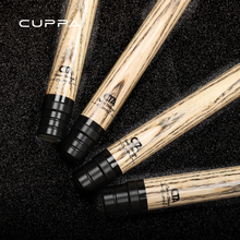 CUPPA Pool Cue Kit Quick Joint Eight Technology Shaft Forearm Billiard Snooker Stick Black 8 Ash