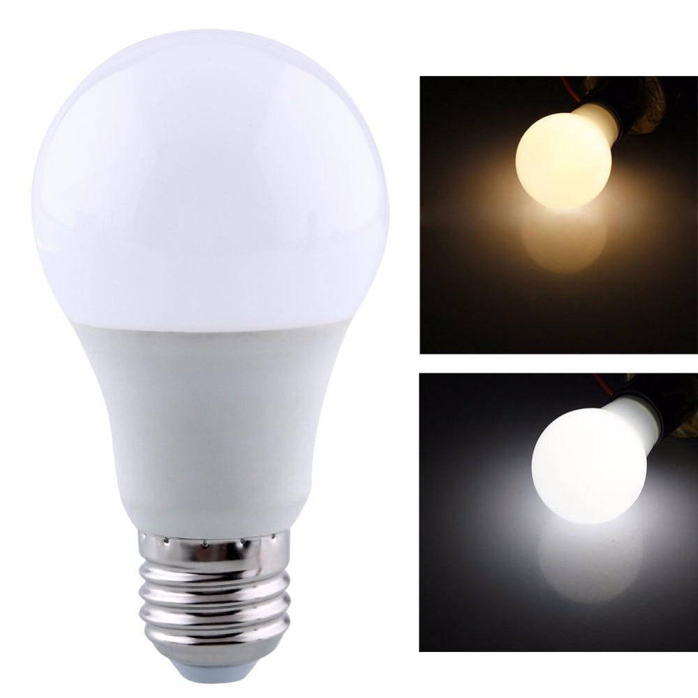 Competent 5w 7w E26/e27 Led Globe Bulbs A60(a19) 14 Smd 2835 800 Lm Warm White / Cool White Decorative Ac 220-240 V (5pcs)