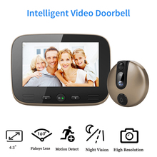 2MP Home Security IP Camera DoorBell HD 720P Night Vision Card Camera Motion Detect Remote Phone with Dingdong Smart Home Camera bullet ip camera hd 720p outdoor waterproof home security metal black motion detect webcam night vision freeshipping hot sale