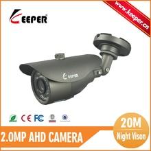 KEEPER Водонепроницаемая Безопасности 3.6 ММ Фиксированный Объектив 1080 P AHD Камеры 20 М Ночь Диапазон ВИДЕОНАБЛЮДЕНИЯ Открытый Безопасности, Камеры ИК вырезать