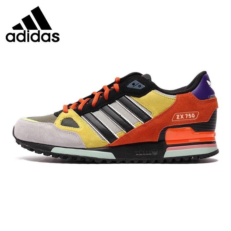 Prix pour D'origine Adidas Originals ZX hommes et femmes Planche À Roulettes Chaussures AF6292/AF6293 Unisexe sneakers