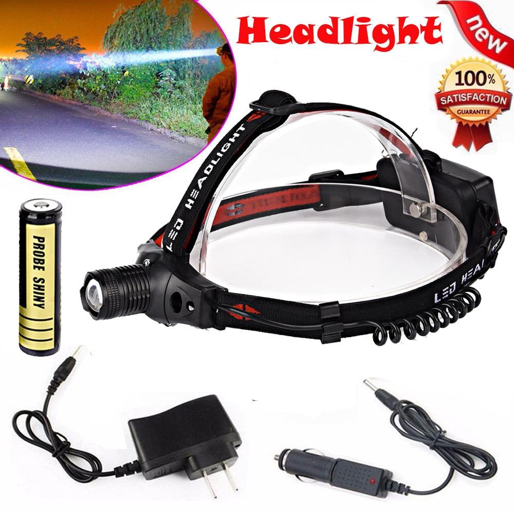 3000LM XM-L Q5 LED Headlamp Headlight Flashlight Head Light Lamp