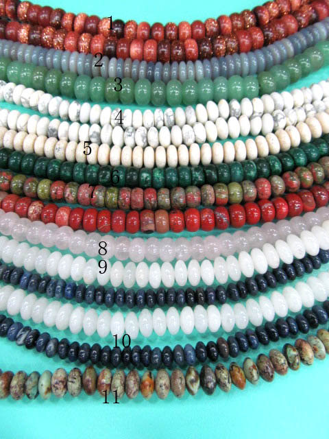 10strands 4-10mm Assortment genuine stone beads rondelle round rice abacus rice tube coin cube loose beads 5strands 5x10mm high quality genuine agate rondelle abacus white black loose beads