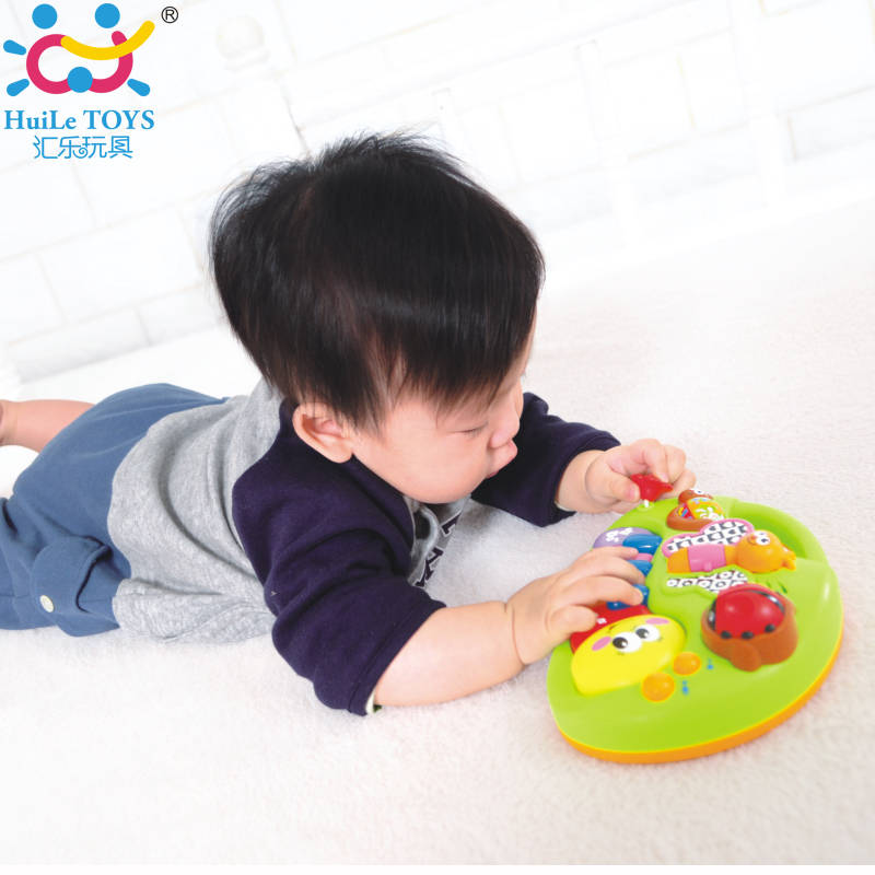 HUILE-TOYS-927-Baby-Toys-Learning-Machine-Toy-with-Lights-Music-Learning-Stories-Toy-Musical-Instrument-for-Toddler-6-month-1