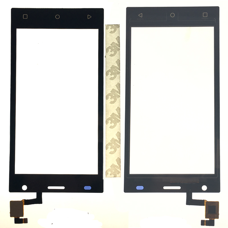 Touchscreen Sensor For <font><b>Prestigio</b></font> Wize O3 PSP3458 PSP <font><b>3458</b></font> DUO Touch Screen Panel Front Glass Digitizer 3M Tape image