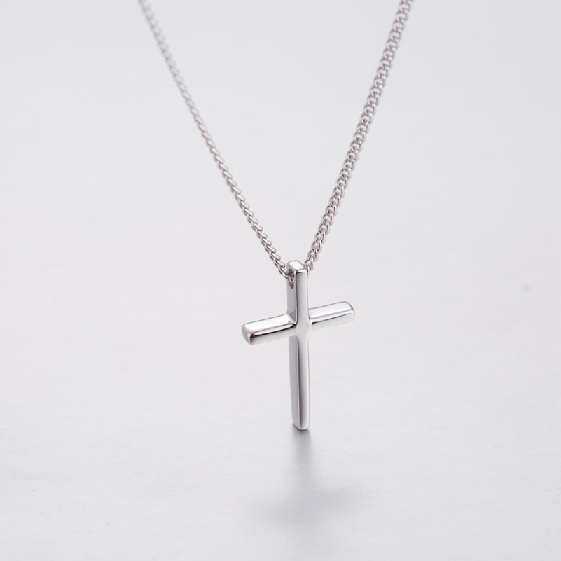 l necklaces silver fashion style religious cross jewellery guru larger necklace view disc jewelry