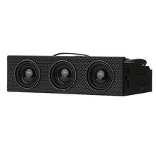 STW 9005 5.25″ Stereo Surround Speaker PC Front Panel Computer Case Built-in Mic Music Loudspeakers