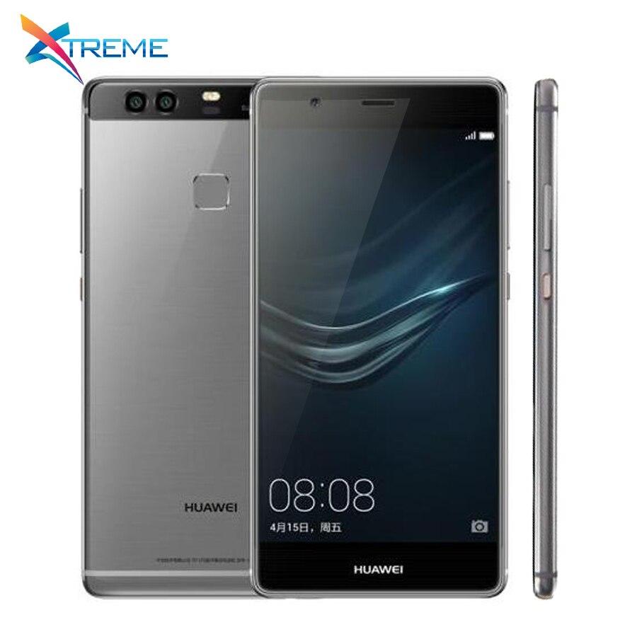 In Stock Original Huawei P9 Plus Kirin 955 Octa Core 4GB RAM 64/128GB ROM 5.5 Inch Android 6.0 LTE Dual SIM 12.0MP Mobile Phone