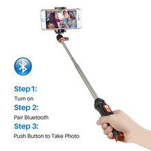 4-in-1 Tripod with Bluetooth Remote