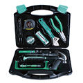 PK-2030 28pcs Tool Box Tool Kit Home Hardware Tools Set Repair Tool Set Pliers Screwdriver Wrench Scissors Set