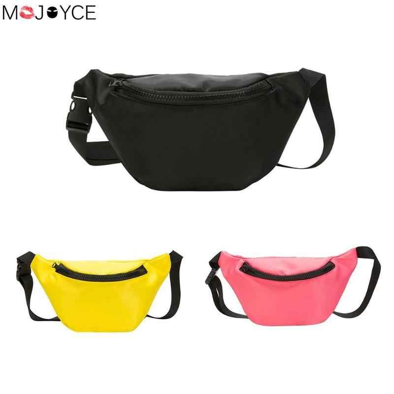 66f186e128f7 Kids Nylon Waist Pack Cute Girls Sling Crossbody Bag Casual Fanny Chest  Packs for Boy Girl Baby Money Bag Belt Wallet Travel Bag