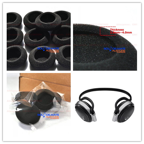Aliexpress Buy 5 Pairs Replacment Foam Ear Pad Cushion Cover