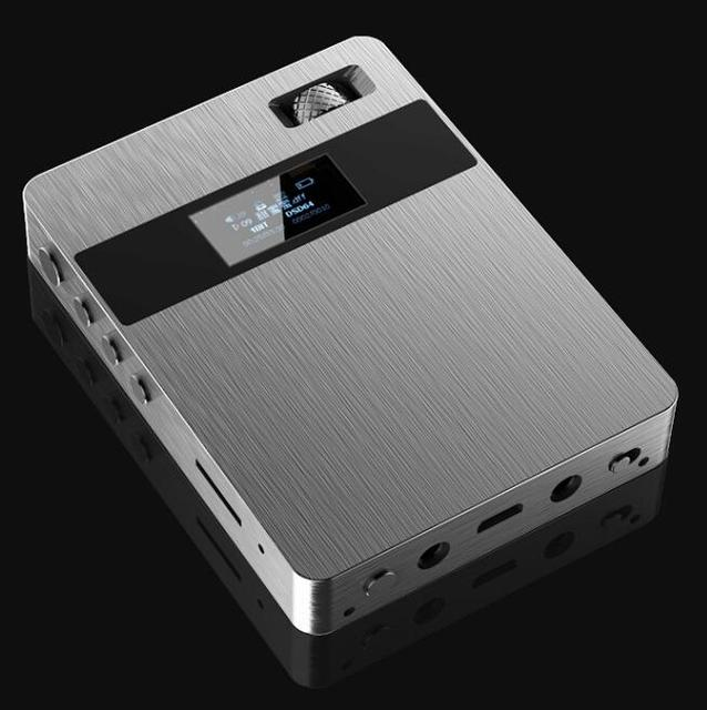 New XUELIN IHIFI780 Portable Audio Lossless HIFI Music Player 8G DSD64 192KHz Mini Sport MP3 Player