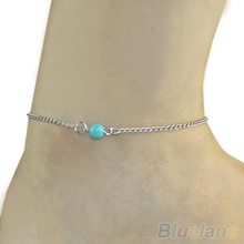 Hot Women fashion Bohemian Bead infinity Charm Chain Anklet Bracelet Beach Sandal Barefoot Jewelry Foot 1FXC 7EHJ BE7G