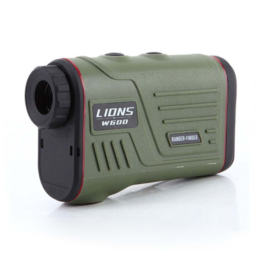 1000M 6X22 Speed Angle And Height Measuring Telescope Distance Measure Meter Laser Rangefinder For Hunting