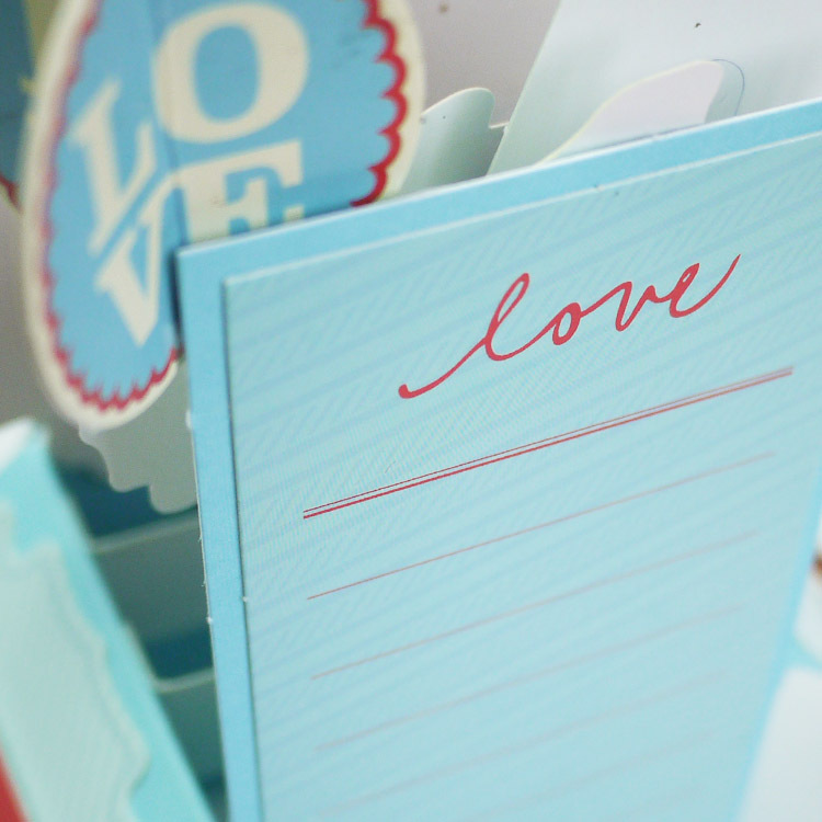 Creative DIY Handmade Valentine Pop Up Box Card Making Kit