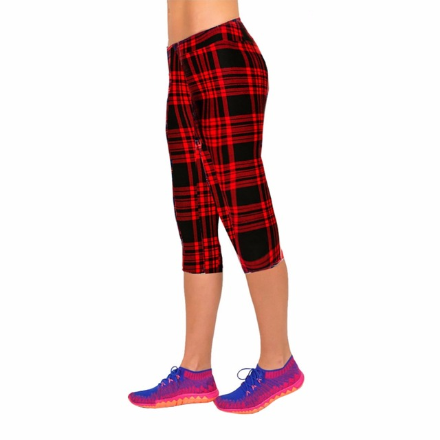 8 color capri pants women leggings fitness workout sport yoga pants running tights jogging trousers skinny fitted stretch pants