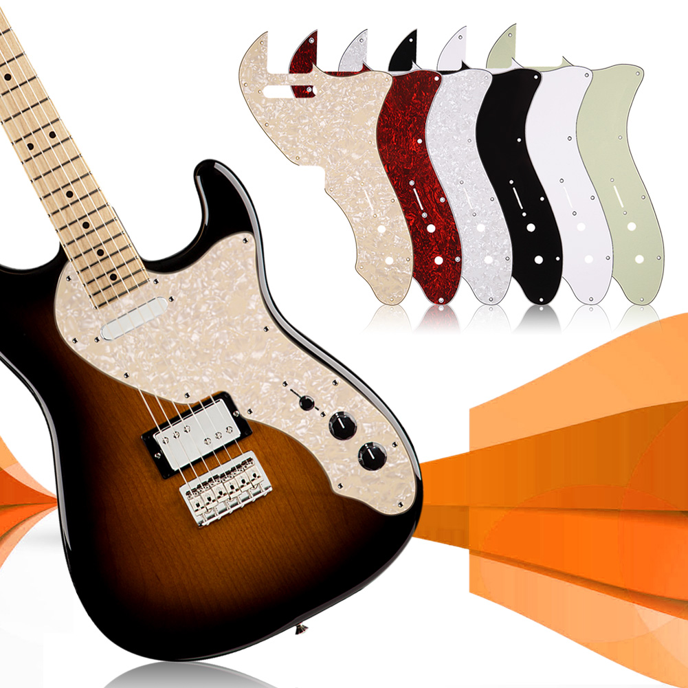 Aliexpress.com : Buy Brand New 6 Colors 69 Thinline Re Issue Style Guitar  Pickguard All Drop Shipping Guitar Part Accessories High Quality from  Reliable ...