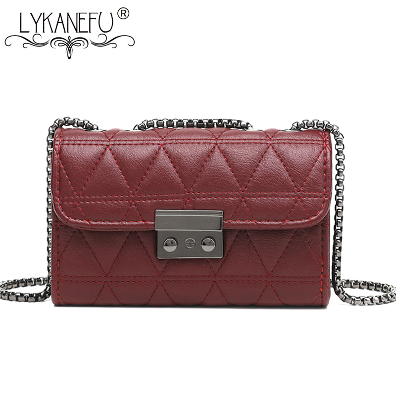 41fc3ccd2490 Detail Feedback Questions about LYKANEFU Small Bags Handbags Women Famous Brands  Women Messenger Bags Clutch Purse Ladies Leather Crossbody Bag Bolsa ...