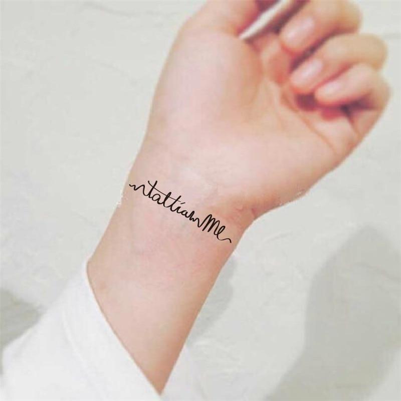 Henna Tattoo Temporary Cost: 2017 New Style Tatoo Henna Fake Tattoo Flash Tatto
