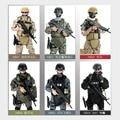 """NOVO! 1 pcs 12 """"1/6 Selos de SDU SWAT Uniforme Militar Do Exército Combate Jogo Brinquedos Soldado Set com Retail Box Action Figure brinquedos Modelo hot"""