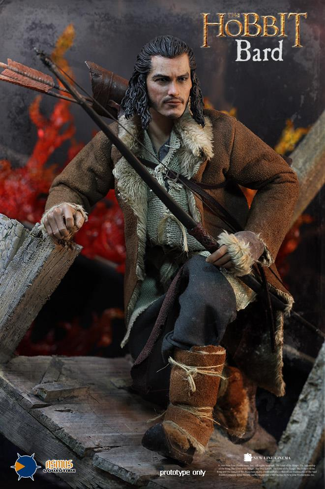 1/6 scale Figure doll The Hobbit Human archer Bard.12 action figures doll.Collectible figure Model toys and gifts mandy archer kirsteen harris jones cookie and the secret sleepover
