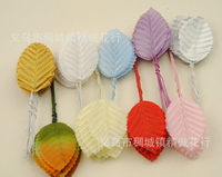 Wholesale 11colors 5*3cm Wedding decorative leaves/ Artificial leaves (100pcs / lot )
