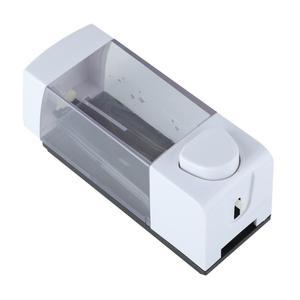 Image 3 - 350ml Liquid Soap Dispenser Manual Soap Lotion Sanitizer Shampoo Dispensador Wall Mount Hand Soap Bottle for Kitchen Bathroom