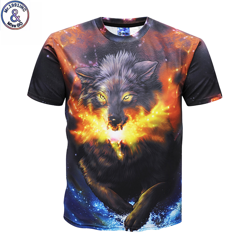 Mr.1991 Марка Новые поступление Забавный дизайн Spitfire волк 3D печатных девушки футболка для больших детей мальчиков-подростков футболка Топы DK631