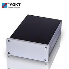 125*51*150/180mm  (W-H-L)  audio  amplifier enclosure box electronic case aluminum amplifier enclosure цена 2017