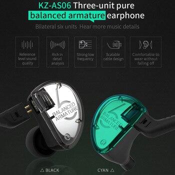 In-Ear Earphone with Mic HiFi Noise Reduction Anti-slip Durable Line Control Headphone DJA99