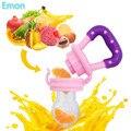 Engraçado Chupeta para o bebê/crianças com alta qualidade e seguro Silicone nibbler/mamilos 4 cor e tamanho 3 bebê alimentador alimentos frescos