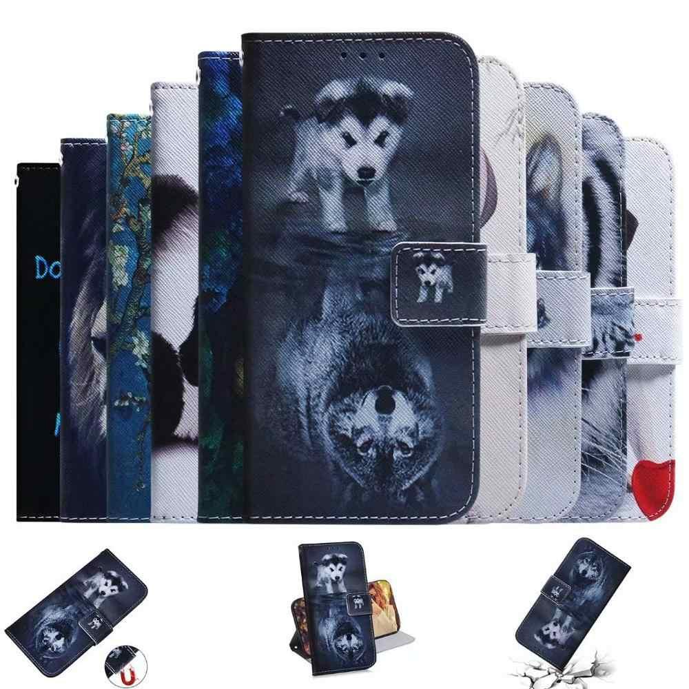 Jeewi Coque pour Galaxy A20e A10e Prime PU Cuir Flip Folio Housse /Étui Cover Case Wallet Portefeuille Support Dragonne Fermeture Magn/étique pour Samsung Galaxy A20e//A10e JEKT050209 Bleu
