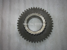 Weituo TY180 TY184 tractor parts, the gear (43 Teeth and 26 meshing teeth) , part number:184.37.402