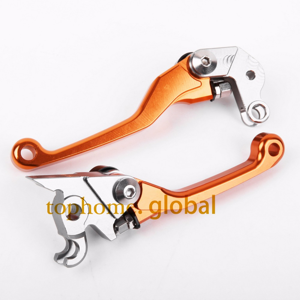For KTM 525 EXC-R 2005-2006 / 525 EXC 2003 2004 2005 2006 CNC Pivot Brake Clutch Levers Motocross Replacement Dirtbike 2006