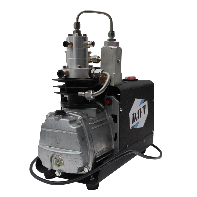110V 60HZ 300BAR 30MPA 4500PSI High Pressure Air Pump